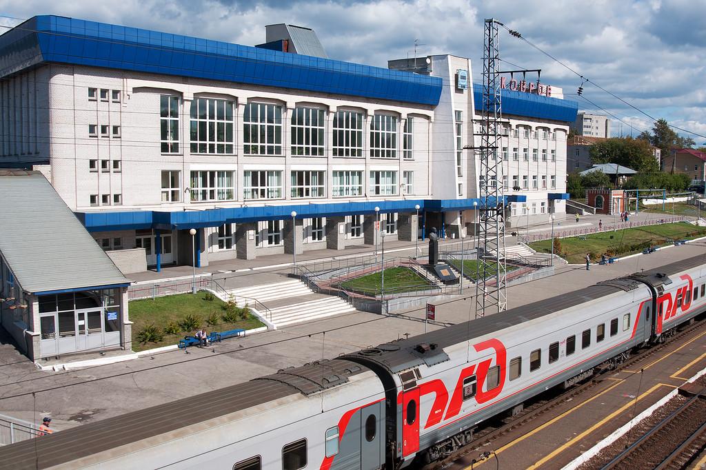 ЖД вокзал Ковров