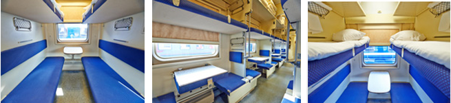 Фирменный поезд Иваново – Санкт-Петербург (045Я/045А)