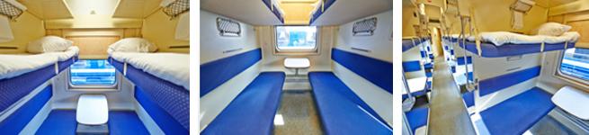 Фирменный поезд Марий Эл (058Э/058Г)
