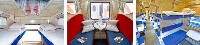Фирменный поезд Карелия (017А/018А)