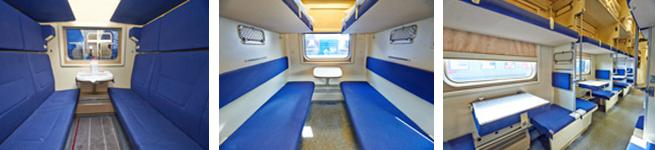 Фирменный поезд Премиум (001Г/002Й)