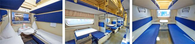 Фирменный поезд Премиум (102С/102М)