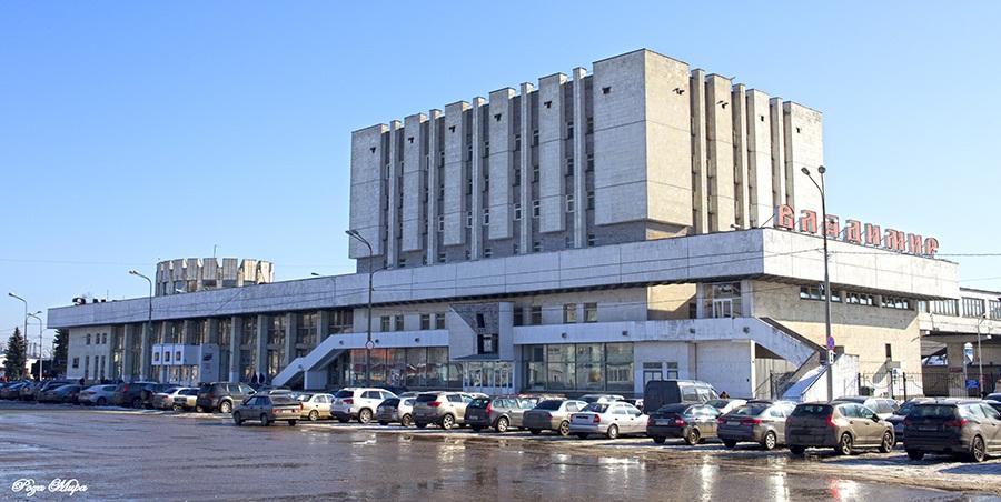 ЖД вокзал Владимир