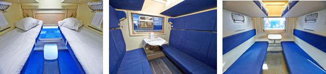 Фирменный поезд Тюмень (059Е/060У)