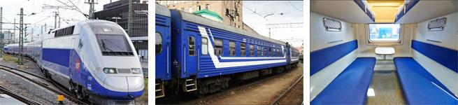 Фирменный поезд Ульяновск (021Й/022Й)