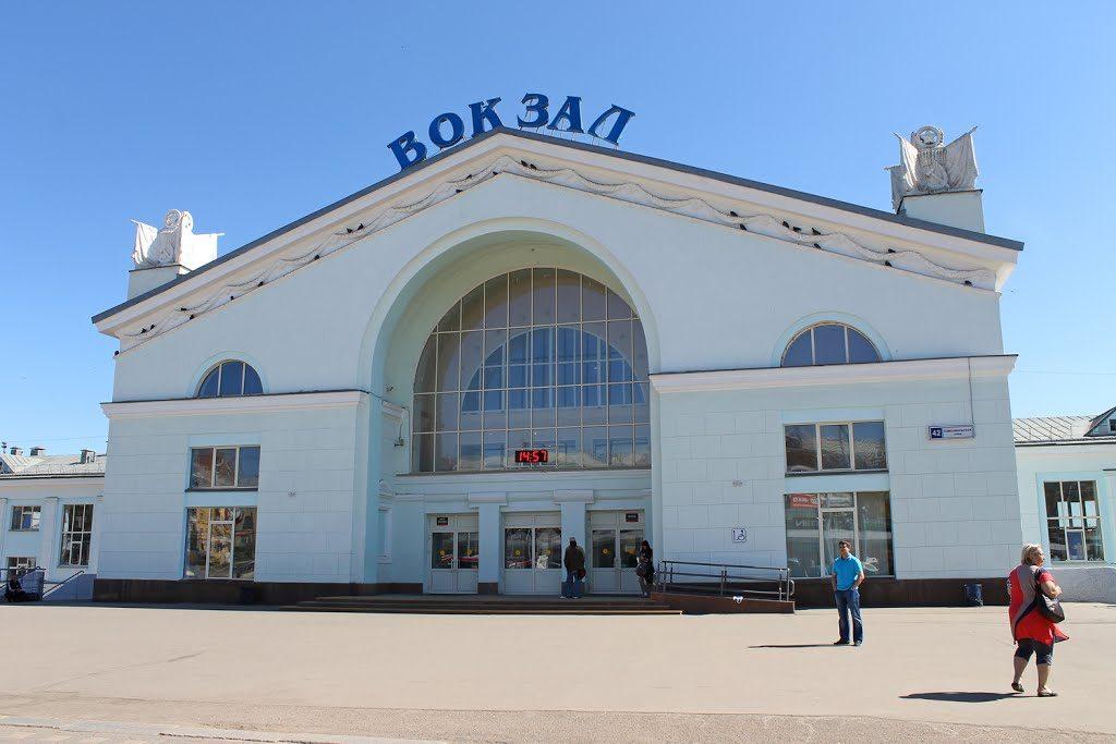 ЖД вокзал Киров