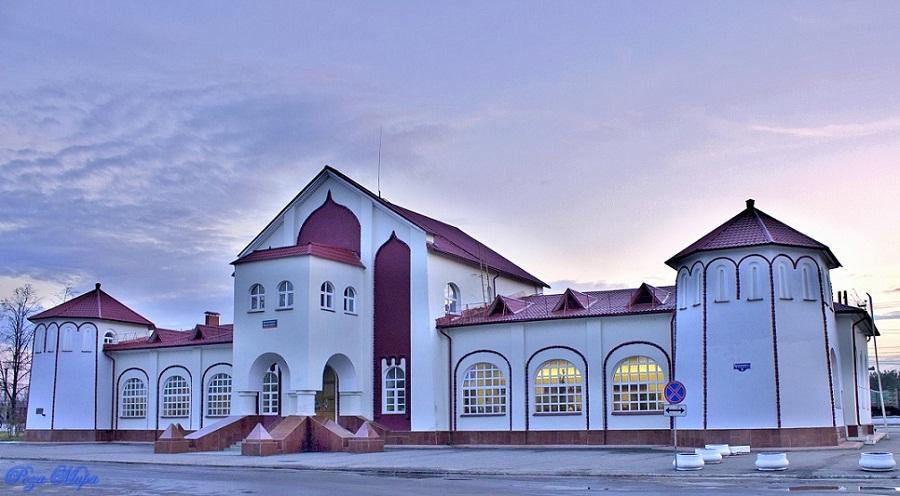 ЖД вокзал Муром