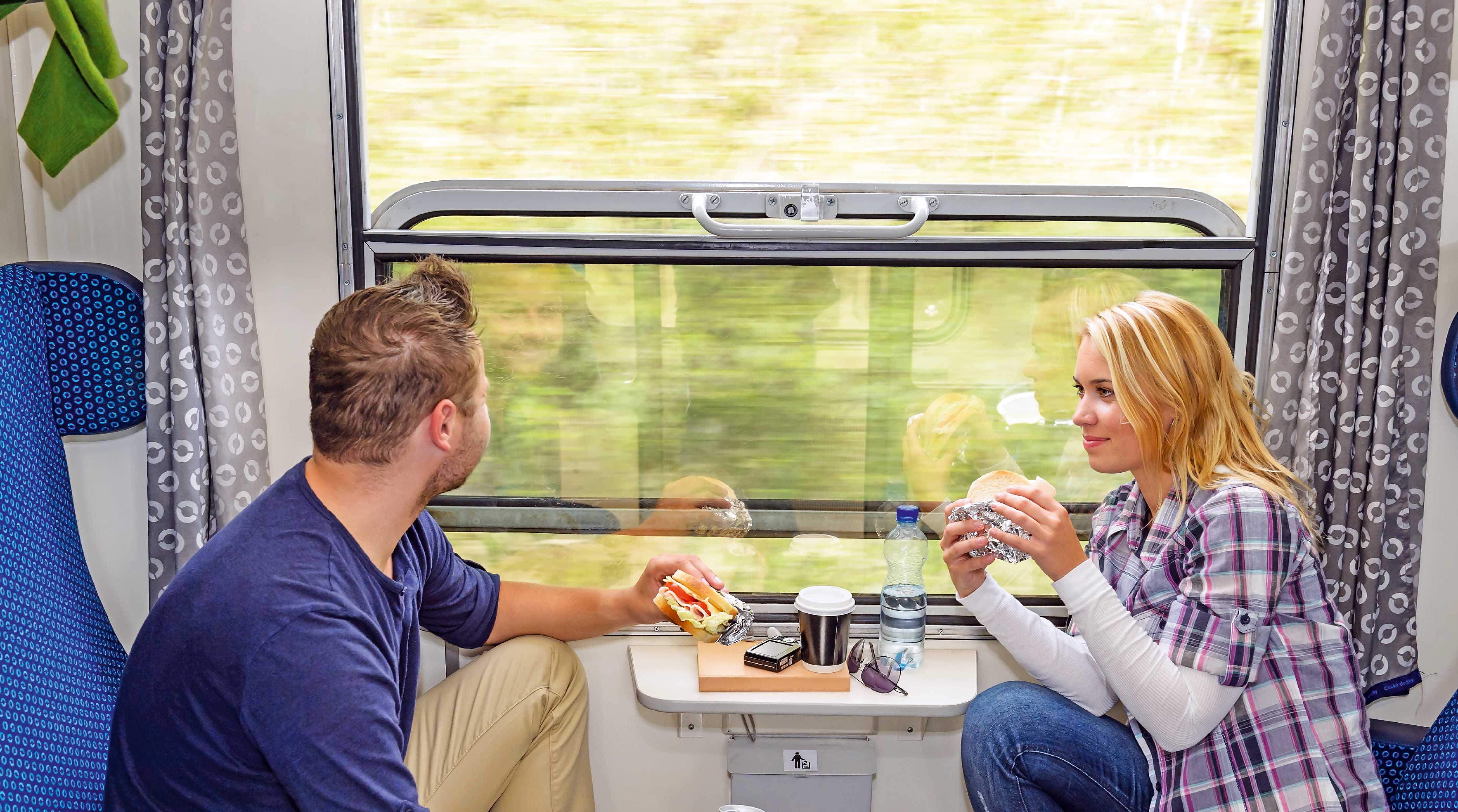 Неужели в поездах может приятно пахнуть?