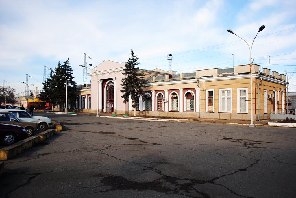 Железнодорожные ворота города Невинномысск обретут новые очертания