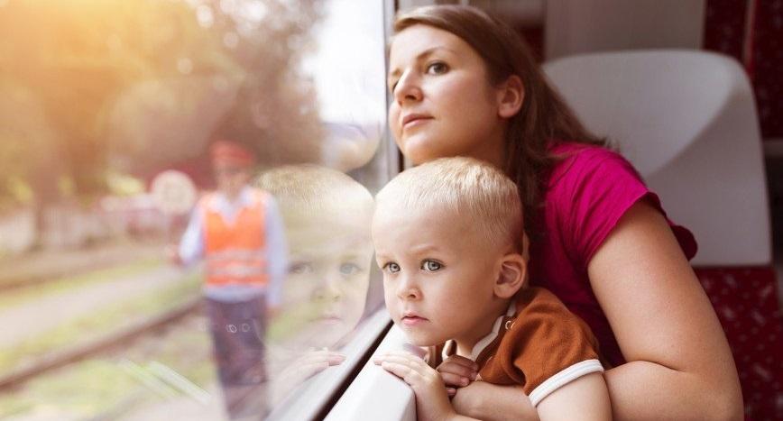 Наконец-то детям будет чем заняться в поезде