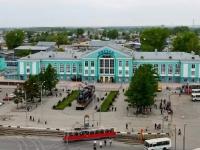 ЖД вокзал Кемерово