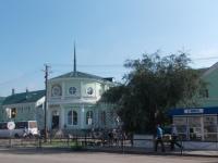 ЖД вокзал Фролово