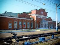 ЖД вокзал Мариинск
