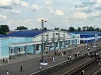 ЖД вокзал Нижнеудинск