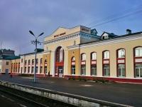ЖД вокзал Котлас-Южный