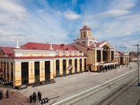 ЖД вокзал Новокузнецк