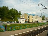 ЖД вокзал Коршуниха