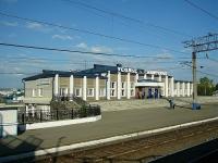 ЖД вокзал Усолье-Сибирское