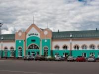 ЖД вокзал Анжерская