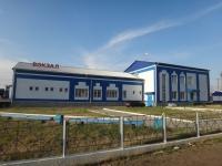 ЖД вокзал Усть-Илимск