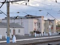 ЖД вокзал Шилка