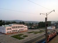 ЖД вокзал Сковородино
