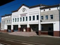 ЖД вокзал Архара