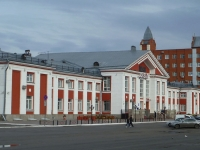 ЖД вокзал Барнаул