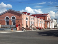 ЖД вокзал Брянск - Орловский