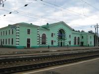 ЖД вокзал Петров Вал
