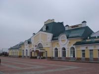 ЖД вокзал Камень-на-Оби