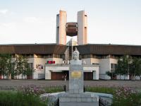 ЖД вокзал Тында