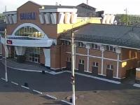 ЖД вокзал Тулун