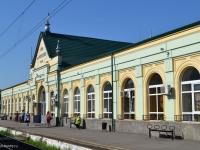 ЖД вокзал Россошь