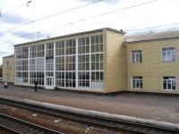 ЖД вокзал Таловая