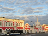 ЖД вокзал Вологда