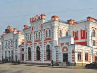 ЖД вокзал Калуга-1