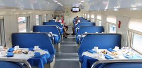 В поезде из Москвы в Воронеж теперь можно будет пообедать с комфортом